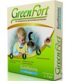 GreenFort Био Капли от блох и клещей для кошек 1амп
