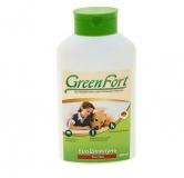 GreenFort Био Шампунь от блох и клещей для собак 400мл