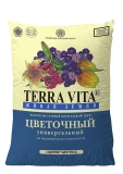 Грунт Terra Vita Цветочный 25л