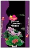 Грунт Цветочный рай для примулы и фиалки 3л