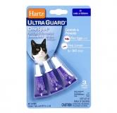 Капли Hartz от блох, комаров для кошек и котят 1амп.