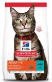 Hill's Science Plan Optimal Care сухой корм для взрослых кошек для поддержания жизненной энергии и иммунитета, с тунцом, 1,5 кг