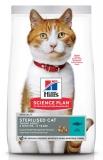 Hill's Science PlanSterilised cухой корм для молодых стерилизованных кошек и кастрированных котов , с тунцом, 3 кг