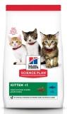Hill's Science Plan сухой корм для котят для здорового роста и развития, с тунцом, 300 г