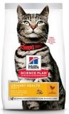 Hill's Science Plan Urinary Sterilised сухой корм для взрослых кошек, стерилизованных, склонных к мочекаменной болезни, 1,5 кг