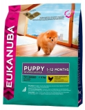Eukanuba Dog Puppy Toy Breed 2кг