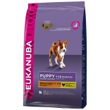 Eukanuba Dog Puppy & Junior Medium Breed Chicken 3кг