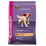 Eukanuba Dog Puppy Lamb & Rice 1кг