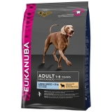 Eukanuba Dog Adult Large Breed Lamb & Rice 2,5кг