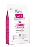 Brit Care для щенков крупных пород Ягненок с рисом 3кг