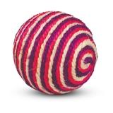 Когтеточка шарик сизалевый