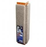 Когтеточка Зверье мое В-2 ковровая угловая средняя
