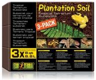 Субстрат кокосовая крошка Exo Terra Plantation soil 8,8л.