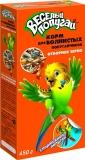 Веселый попугай Отборное зерно для волнистых попугаев 450 г