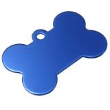 Адрессник Косточка большая синяя