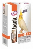 LOLO PETS BASIC корм для средних попугаев полнорационный 500г