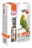 LOLO PETS BASIC корм для волнистых попугаев фруктовый 500г