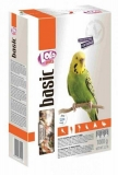 LOLO PETS BASIC корм для волнистых попугаев полнорационный 1000г