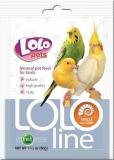 LOLO PETS Lololine для птиц ракушки и кальций 50г