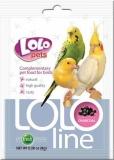 LOLO PETS Lololine для птиц уголь 8г