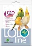 LOLO PETS Lololine для птиц водоросли 10г