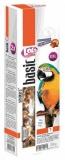 LOLO PETS Smakers для крупных попугаев с орехами и фруктами XXL 250г