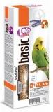 LOLO PETS Smakers для волнистых попугаев с орехами 90г