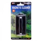 Магнит для аквариума Dophin Magnetic Cleaner M