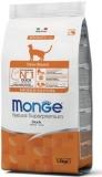 Monge Cat Sterilised Duck сухой корм для стерилизованных кошек с уткой 1,5 кг
