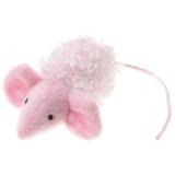 Игрушка Мышка с мятой для кошек