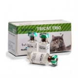 Вакцина Нобивак Tricat Trio