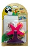 Игрушка для птиц Penn-Plax карусель на подставке