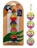 Игрушка для птиц Penn-Plax шарики сетчатые
