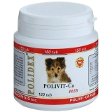 Polidex Polivit-Ca Plus 150табл