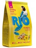 RIO для средних попугаев при линьке 500 г