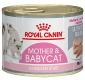 Royal Canin BabyCat Instinctive (мусс), 195гр