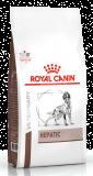 ROYAL CANIN GastroIntestinal Hepatic cухой корм для взрослых собак при заболеваниях печени и пироплазмозе HF 16 1.5кг