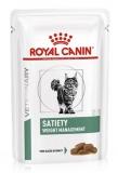 Royal Canin Диета Satiety Weight Management для кошек 85г