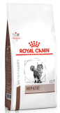 ROYAL CANIN GastroIntestinal Hepatic сухой корм для кошек при заболеваниях печени 2кг