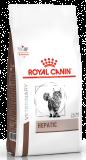 ROYAL CANIN GastroIntestinal Hepatic сухой корм для кошек при заболеваниях печени 500г
