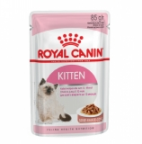 Royal Canin Kitten Instinctive (в соусе), 85гр