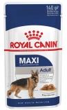Royal Canin Maxi Adult для собак крупных пород в соусе 140г