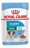 Royal Canin Mini Puppy для щенков малых пород в соусе 85г