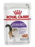 Royal Canin Sterilised (ПАШТЕТ), 85гр