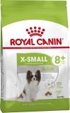 Royal Canin x-small adult 8+ корм для собак миниатюрных пород от 8 до 12 лет 0,5кг