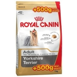 Royal Canin Yorkshire Terrier  500+500 гр