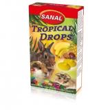 Дропсы тропические Sanal для грызунов 45гр