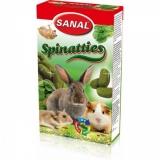 Витаминное лакомство для грызунов Spinatties со шпинатом