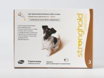 Стронгхолд  капли на холку д/собак от 5-10кг 1ампула