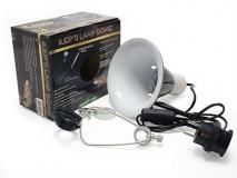 Светильник металлический для ламп 75Вт